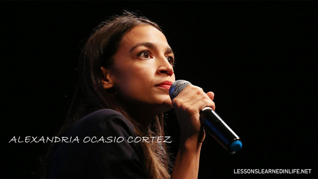 Top Best Alexandria Ocasio Cortez Quotes Known as AOC