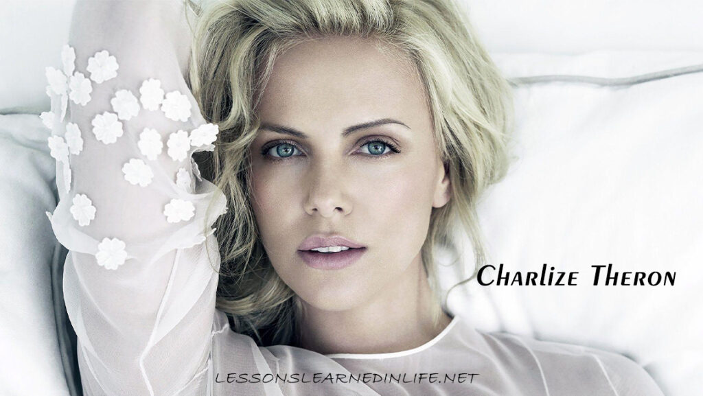 Charlize Theron Quotes 2020