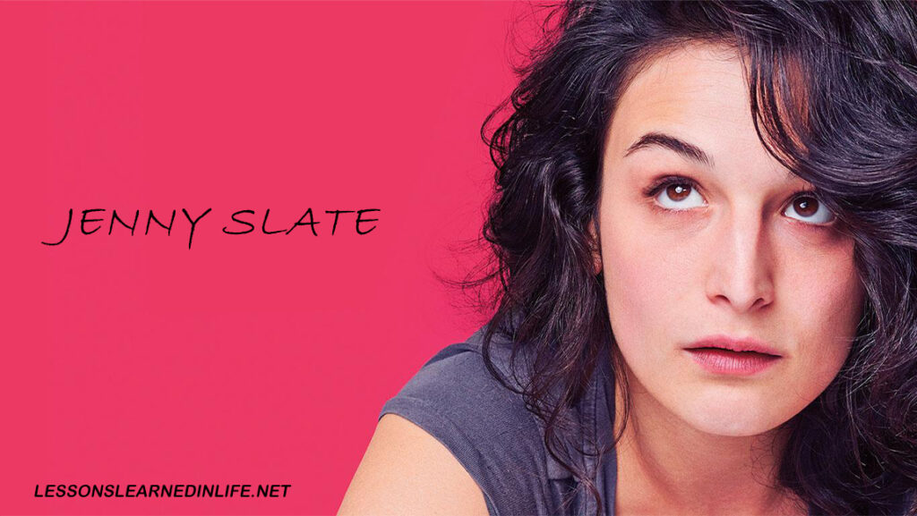 Jenny Slate Quotes & Sayings
