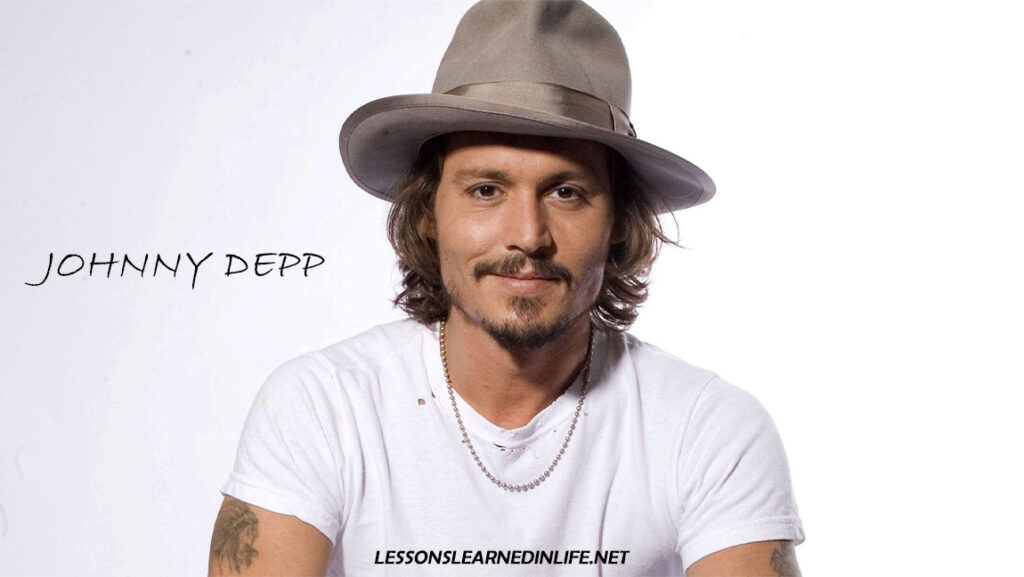 51 Top Johnny Depp Quotes & Sayings