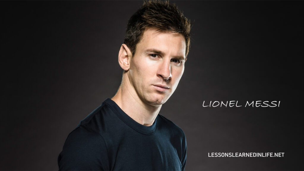 Top Best Lionel Messi Quotes & Sayings