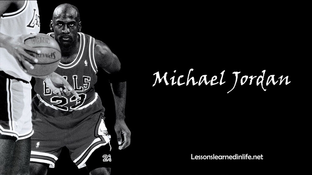 Top Best Michael Jordan Quotes & Sayings