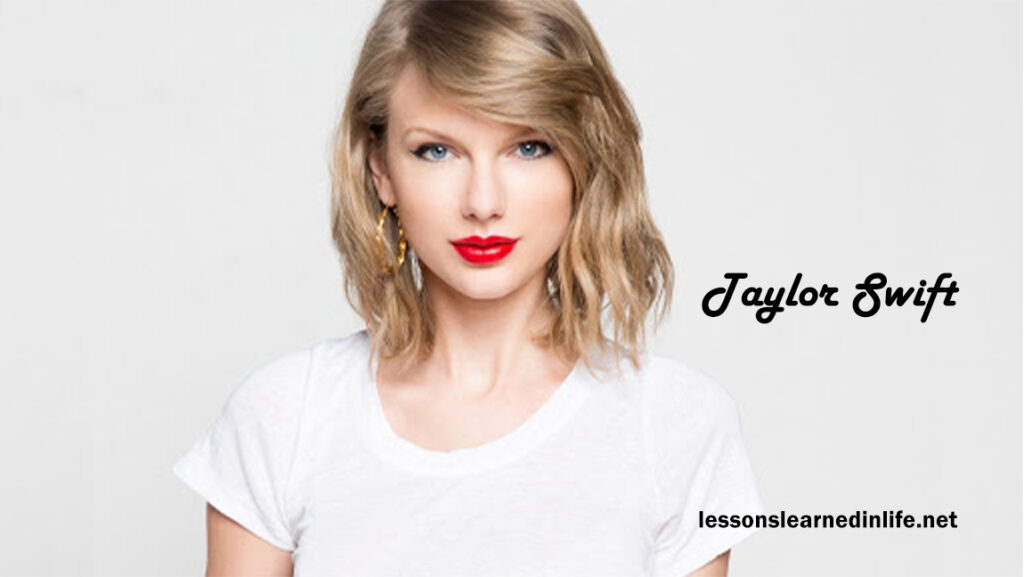 Top Best Taylor Swift Quotes & Sayings