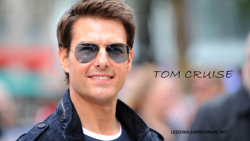 Best Tom Cruise Quotes & Sayings