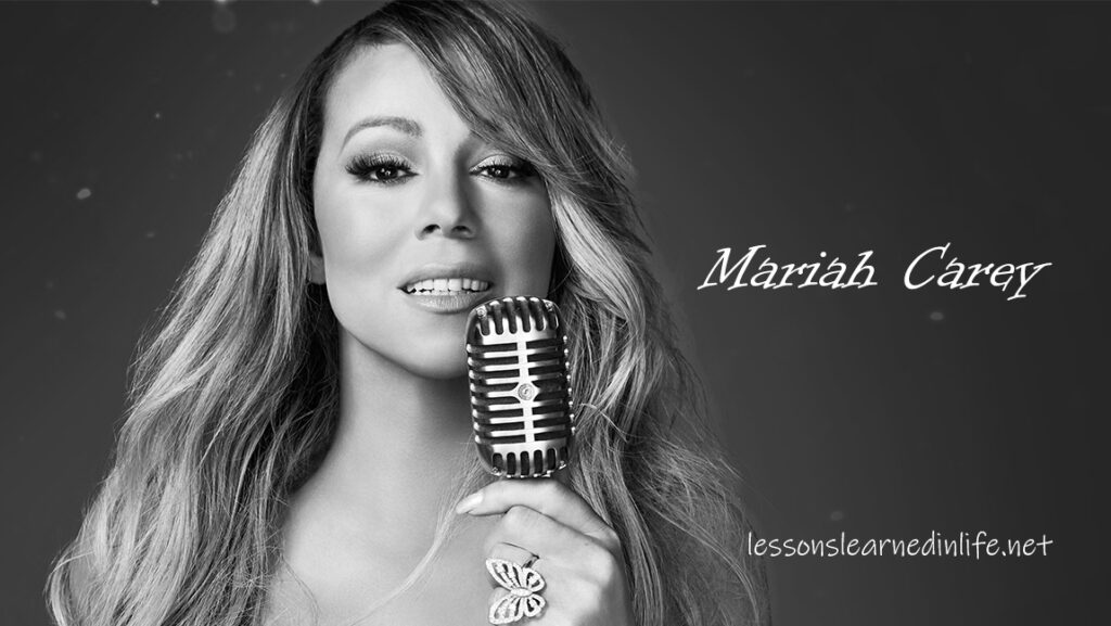 Top 35 Best Mariah Carey Quotes & Sayings