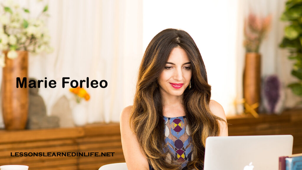 50 Most Inspirational Marie Forleo Quotes & Sayings