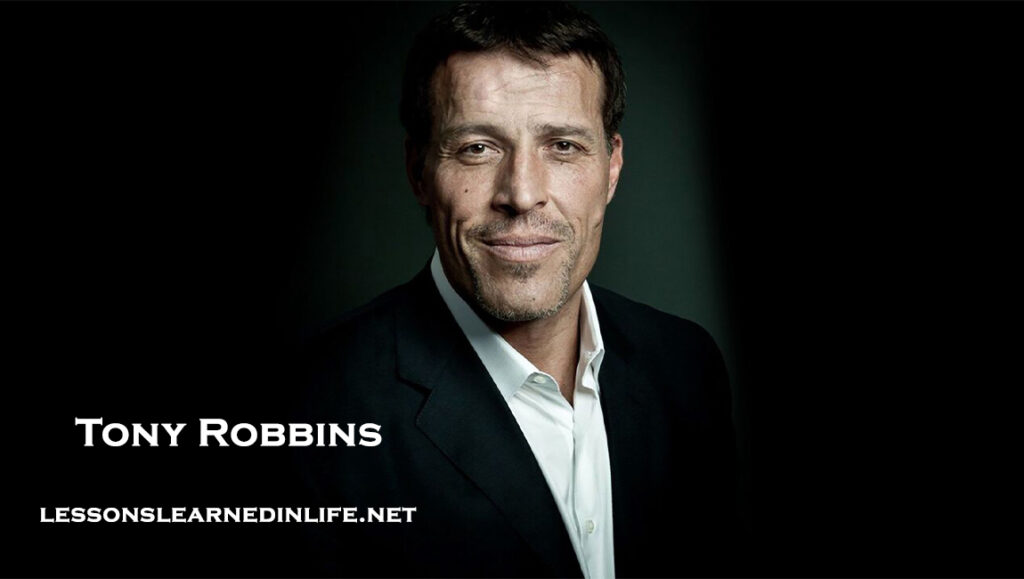 50 Tony Robbins Quotes & Sayings That Essential For Your Life