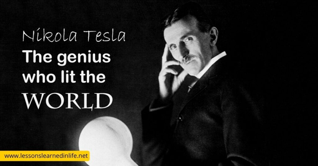 Best Nikola Tesla Quotes Which Electrifying You To Become a Dream Achiever
